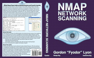 Nmap Network Scanning cover
