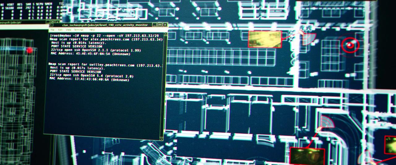 Hackers Movie Gibson